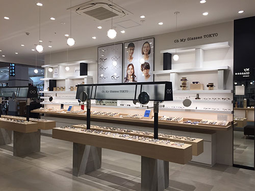 Oh My Glasses TOKYO 広島T-SITE店